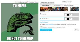 Meme Generator With Two Images - online course wiki memegenerator
