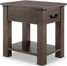 rustic pine end table furniture drop gorgeous pine end table broyhill stock swap