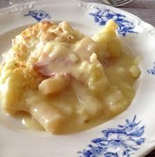 cuisiner salsifis gratin de salsifis et jambon au curry recette iterroir
