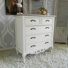shabby chic chests of drawers storage for your bed room