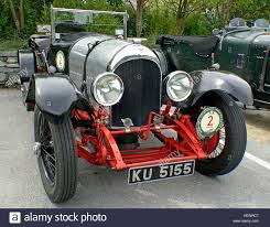 first car ever made the bentley 3 litre was a sports car based on a rolling chassis by