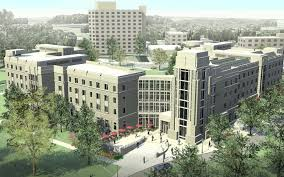 Iu Campus Map Indiana University U2013 Spruce Residence Hall Msktd U0026 Associates Inc