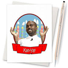 kanye birthday card shop birthday cards on wanelo
