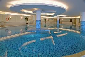 indoor house design concept indoor swimming pool idea decoration