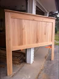 Oak Headboard King Reclaimed Oak Headboard For The Home Pinterest Wood Beds