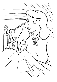 disney princess cinderella coloring pages 2329 bestofcoloring