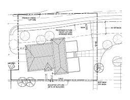 farnsworth house site plan