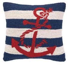 custom boat pillows 18x18 hooked pillows