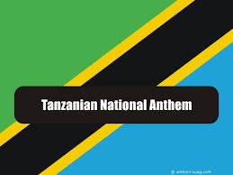 Tanzanian Flag Tanzanian National Anthem Mungu Ibariki Afrika National Anthem