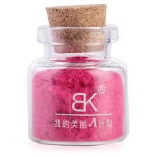 pretty woman plush velvet nail polish kits rose red 03