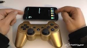 how to connect ps3 controller to android how to pair playstation 3 controller with any android device s