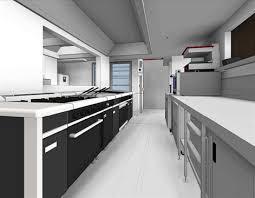 zinc kitchen u0026 bar restaurant design brisbane