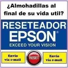 reset epson l365 mercadolibre reset para impresora multifunción epson l365 50 00 en mercado libre