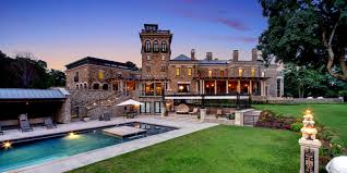 castle this new jersey estate offers a rare chance to own a castle