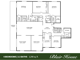 four bedroom ranch house plans house plan bedroom ideas 4 bedroom house plans valuable house