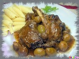 comment cuisiner du canard recette de canard roti aux olives