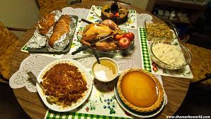 thanksgiving day feast the marke s world