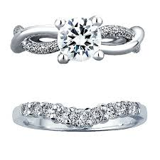 wedding band with engagement ring how to a wedding band that works with your engagement ring