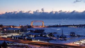 lake superior sea smoke lake superior sea smoke and the st clair s subzero arrival youtube