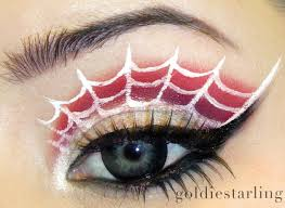 Spider Makeup Halloween by Goldiestarling U0027s Art Of Beauty Blog Halloween Makeup Spider Queen