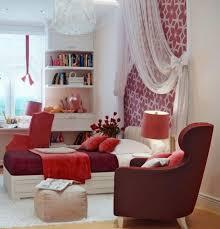 chambre fille romantique design interieur fauteuil rétro chambre fille romantique