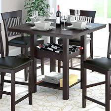dining table with wine storage dining table with wine rack wine racks storage cabinets and holders
