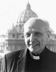 Father Pedro Arrupe