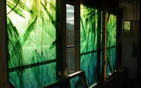 Decorative Glass Partitions Home by Decorative Glass Wall Panels Shenra Com