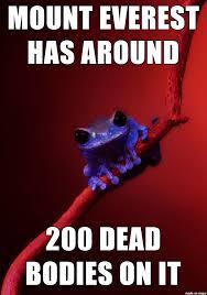 Fact Frog Meme - foul fact frog meme on imgur