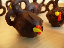 thanksgiving truffles oreo turkey truffles creativelyus