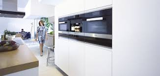 miele cuisine design for built in kitchen appliances from miele