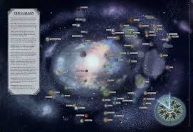 Marvel Universe Map Map Of Galactic Population In Star Wars 1275x1755 Mapporn