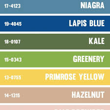 spring 2017 pantone colors pantone color swatches fashion color report spring 2017