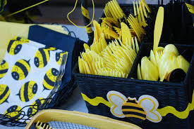 bumble bee party favors bumble bee party a to zebra celebrations
