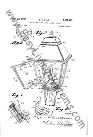 Lampadaire New York by Historical Archival Information For Gaslite Outdoor Gas Street