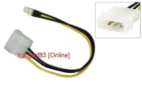 cpu fan 4 pin to 3 pin 4 pin molex to 3 pin cpu fan power co end 5 4 2019 9 15 pm