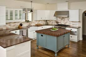 light colored granite countertops 36 inspiring kitchens with white cabinets and dark granite pictures