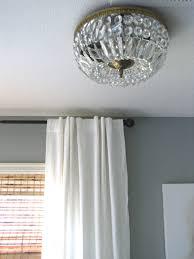 life love larson vintage flush mount light fixture