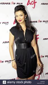 asians on film halloween red carpet event arrivals featuring