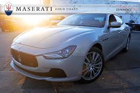 maserati ghibli blue used champagne 2015 maserati ghibli s q4 for sale gold coast