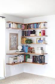 Kitchen Wall Shelves by Diy Floating Wall Shelves