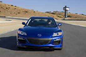 mazda rx8 out with the rx 8 and in with the rx 7