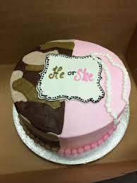 13 best gender reveal cakes images on pinterest gender reveal