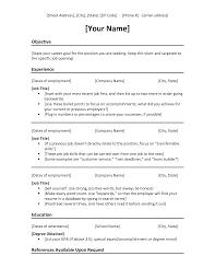 Sample Chronological Resume Format by Resume Chronological Resume Samples