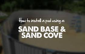 how to install wedding cake pool steps step to buying a pool