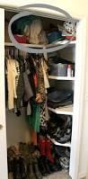 easy closet organizing tips loves glam