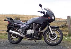yamaha xj900 wiring diagram of electrical components