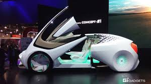 future toyota toyota concept i an exciting glimpse into a future mobility