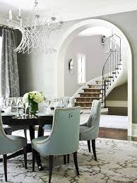 Silver Dining Chairs Tufted Dining Chair Contemporary Dining Room Ralph Lauren