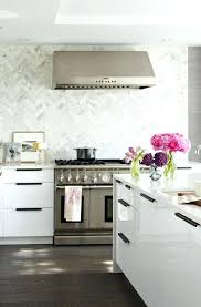 kitchen tile design ideas marble arabesque tile backsplash marble herringbone kitchen tile